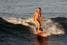 Surf with Salti Hearts